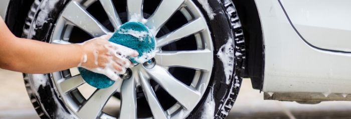 wheel cleaning Noosa